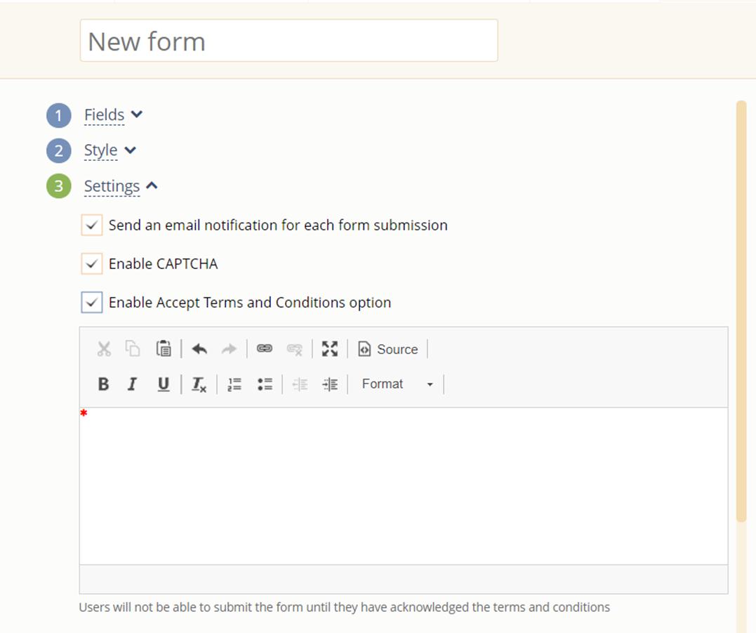 DSGVO-konform formulare