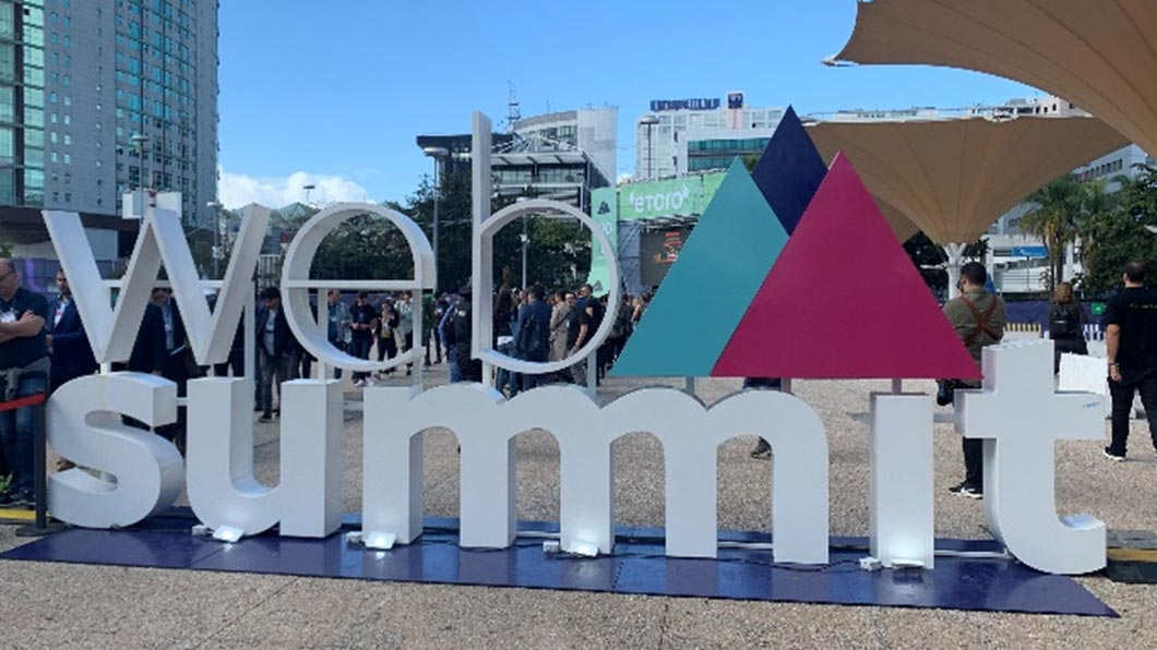 WebSummit2019 - Welcome to web summit