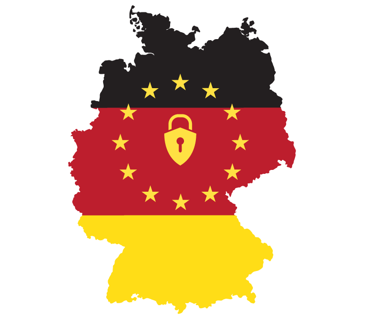 All customer data is stored on servers in Germany