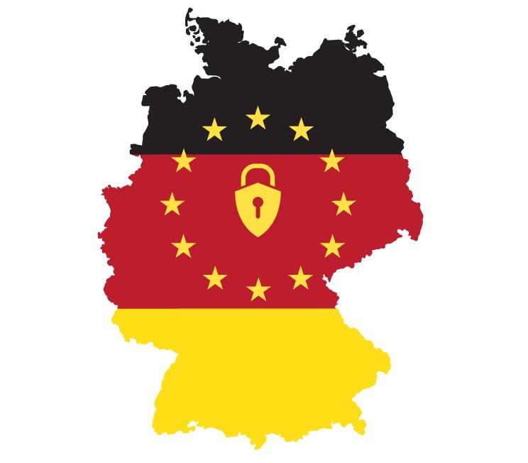 Alle personenbezogenen Daten werden auf Servern in Deutschland gespeichert