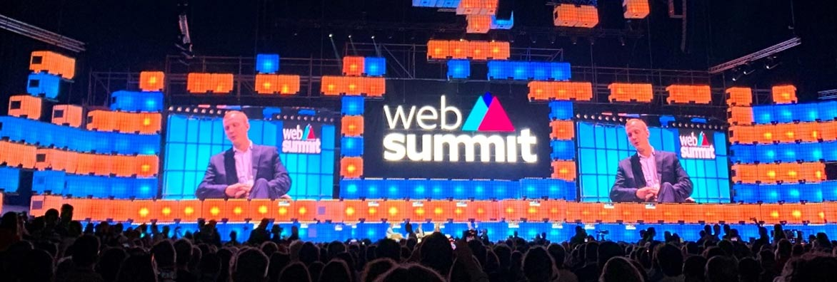 WebSummit2019 - Centre Stage